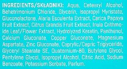 Balsam pentru păr vopsit - BasicLab Dermocosmetics Capillus Colour Protecting Conditioner — Imagine N4