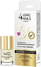 Parfumuri și produse cosmetice Întăritor pentru unghii - AA Long 4 Nails Glamour Hardener