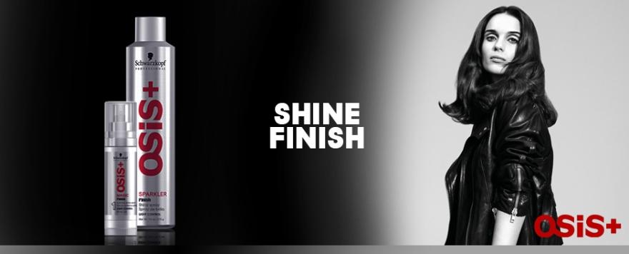 Lac de păr - Schwarzkopf Professional Osis+ Sparkler Shine Spray — Imagine N2