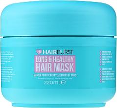 Parfumuri și produse cosmetice Mască pentru păr lung și sănătos - Hairburst Long And Healthy Hair Mask