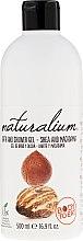 """Parfumuri și produse cosmetice Gel de duş """"Unt de shea şi Macadamia"""" - Naturalium Shea & Macadamia Shower Gel"""