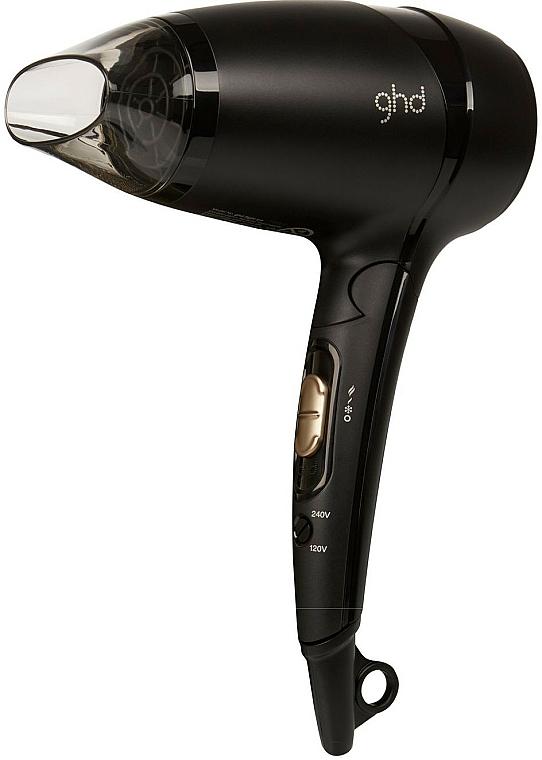 Uscător de păr, pentru călătorii - Ghd Flight Travel Hair Dryer
