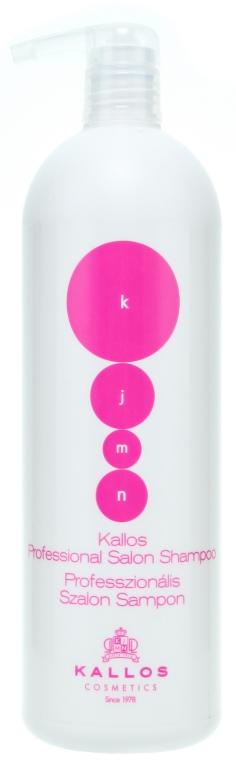 "Șampon ""Salon Professional"" - Kallos Cosmetics Salon Shampoo — Imagine N1"