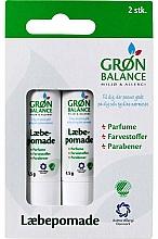 Parfumuri și produse cosmetice Balsam de buze - Gron Balance