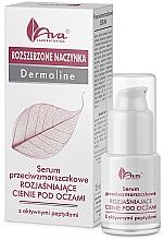 Parfumuri și produse cosmetice Cremă-Ser anticearcăn - Ava Laboratorium Dilated Capillary Vessels Eye Cream-Serum