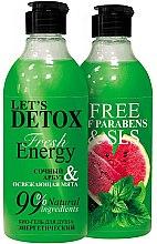 Parfumuri și produse cosmetice Gel de duș - BodyBoom Fresh Energy