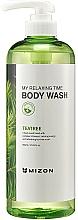 Parfumuri și produse cosmetice Gel de duș hidratant - Mizon My Relaxing Time Body Wash