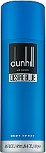 Parfumuri și produse cosmetice Alfred Dunhill Desire Blue - Spray de corp