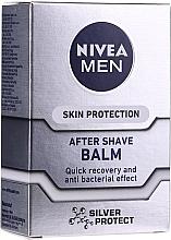 Parfumuri și produse cosmetice Balsam după ras pentru piele sensibilă - Nivea For Men Silver Protect After Shave Balm