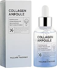 Parfumuri și produse cosmetice Ser în fiole - Village 11 Factory Collagen Ampoule