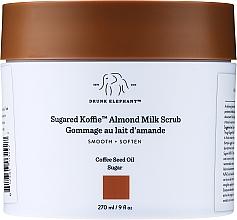 Parfumuri și produse cosmetice Scrub pentru corp - Drunk Elephant Sugared Koffie Almond Milk Body Scrub