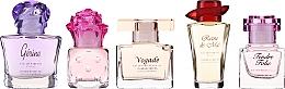 Parfumuri și produse cosmetice Charrier Parfums Pack Collections - Set (edp/10.7ml+edp/10.1ml+edp/12ml+edp/9.8ml+edp/10.5ml)