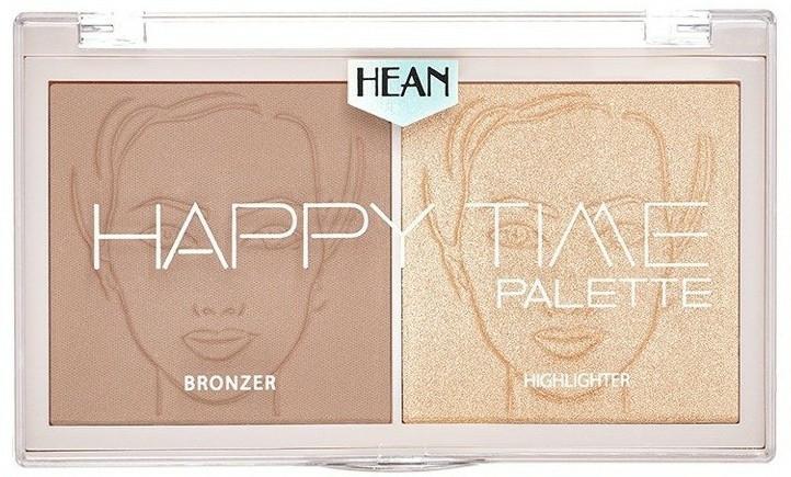 Paletă pentru conturarea feței - Hean Happy Time Palette