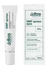 Parfumuri și produse cosmetice Cremă hidratantă pentru pleoape - Dottore NMF Xpress Cream Eyes