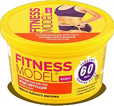 Parfumuri și produse cosmetice Scrub pentru corp, tropical - FitoKosmetik Fitness Model