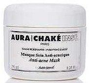 Parfumuri și produse cosmetice Mască pentru ten problematic - Aura Chake Anti-acne Mask