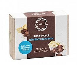 """Parfumuri și produse cosmetice Săpun """"Unt de shea"""" - Yamuna Shea Butter Vegetable Soap"""