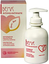 Parfumuri și produse cosmetice Gel pentru igiena intimă - Bema Cosmetici Bema Love Bio Protective and Soothing Intimate Wash