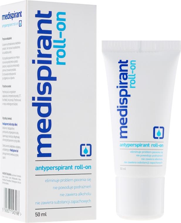 Deodorant- antiperspirant - Medispirant Roll-On