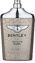 Parfumuri și produse cosmetice Bentley Infinite Rush - Apă de toaletă (tester cu capac)