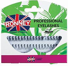 Parfumuri și produse cosmetice Set Gene false individuale - Ronney Professional Eyelashes 00031