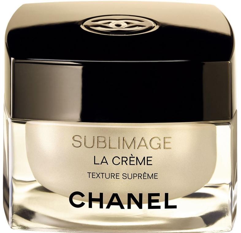 Cremă anti-îmbătrânire - Chanel Sublimage La Creme Texture Supreme — Imagine N1
