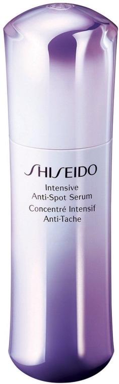 Ser intensiv pentru față împotriva petelor pigmentare - Shiseido Intensive Anti-Spot Serum — Imagine N1