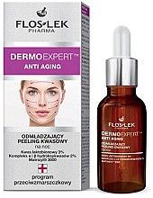 Parfumuri și produse cosmetice Peeling acid de întinerire pentru față - Floslek Dermo Expert Anti Aging Peeling