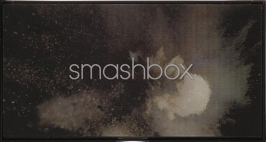 Paletă farduri de ochi - Smashbox Cover Shot Eye Palettes Smoky — Imagine N2