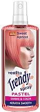 Parfumuri și produse cosmetice Spray nuanțator pentru păr, cu efect temporar - Venita Trendy Pastel Spray