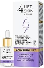 Parfumuri și produse cosmetice Ser antirid pentru față și gât - Lift4Skin Bakuchiol Lift Wrinkle-Filling Face & Neck Serum