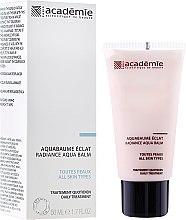 Parfumuri și produse cosmetice Balsam de caise pentru strălucirea tenului - Academie Radiance Aqua Balm