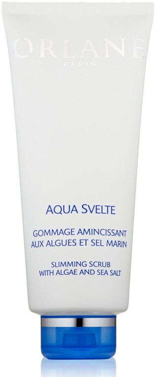 Scrub pentru corp - Orlane Aquasvelte Slimming Scrub with Algae and Salt — Imagine N1