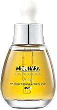 Parfumuri și produse cosmetice Ser-fiolă hidratantă pentru față - Miguhara Ultra Whitening Ampoule