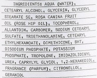 Cremă cu ulei de măceș și esență de trandafir bulgar pentru corp - Beaute Mediterranea Rose Hip Oil With Bulgarian Rose Essence — Imagine N5
