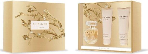 Elie Saab Le Parfum - Set (edp/50ml + b/lot/75ml + sh/gel/75ml)