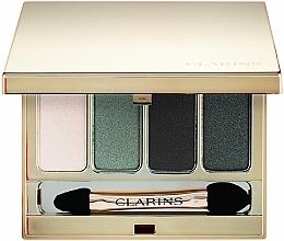 Parfumuri și produse cosmetice Fard de ochi în patru culori - Clarins 4-Colour Eyeshadow Palette