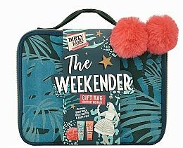 Parfumuri și produse cosmetice Set - Dirty Works The Weekender Gift Bag (sh/gel/200ml + b/lot/200ml + acc)