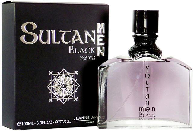 Jeanne Arthes Sultan Black - Apă de toaletă — Imagine N1