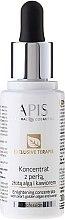 Parfumuri și produse cosmetice Concentrat pentru față - APIS Professional Exlusive terApis Face Concetrate