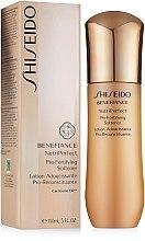 Loțiune pentru față - Shiseido Benefiance Nutriperfect Pro-Fortifying Softener — Imagine N1