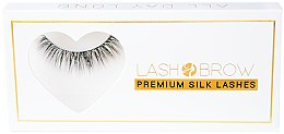 Parfumuri și produse cosmetice Gene false - Lash Brow Premium Silk Lashes All Day Long