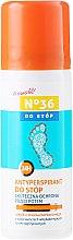 Parfumuri și produse cosmetice Antiperspirant pentru picioare - Pharma CF No.36 Deodorant