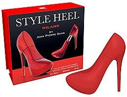 Parfumuri și produse cosmetice Jean-Pierre Sand Style Heel Milano - Apă de parfum