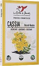 """Parfumuri și produse cosmetice Pudră decolorantă pentru păr """"Cassia"""" - Le Erbe di Janas Cassia (Neutral Henna)"""