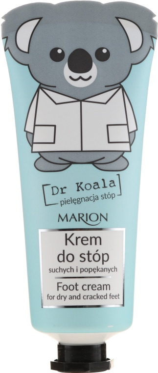 Cremă pentru picioare - Marion Dr Koala Foot Cream