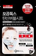 Parfumuri și produse cosmetice Mască de față - Mediheal Mogongtox Soda Bubble Sheet