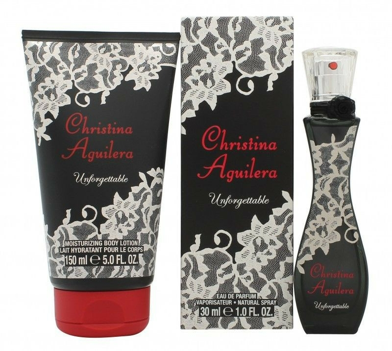 Christina Aguilera Unforgettable - Set (edp/30ml + b/lot/150ml) — Imagine N1