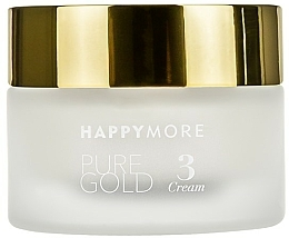 Parfumuri și produse cosmetice Cremă de față - Happymore Pure Gold Cream 3