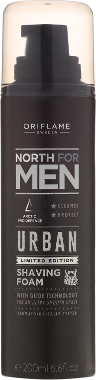 Spumă pentru ras - Oriflame North For Men Urban — Imagine N1